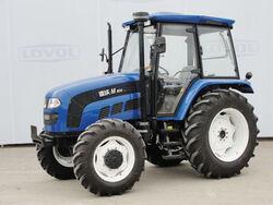 Lovol M804-D MFWD - 2012