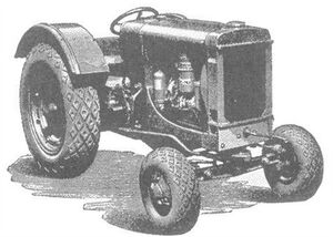 McCormick-Deering I-12 1934