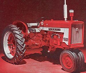 McCormick Farmall 404 1962