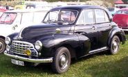 Morris Oxford 4-Door Saloon 1950