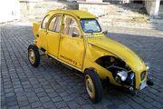Semi Citroën 2CV