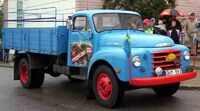 Volvo L465 Starke Truck 1964
