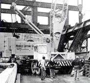 1960s Coles Valiant Cranetruck