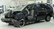 1998 Toyota Sienna LE IIHS