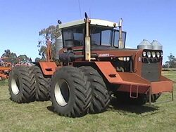 Acremaster A400PS 4WD