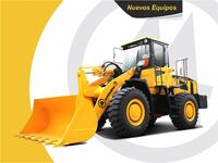 Astarsa AA 936 wheel loader - 2016