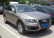 Audi Q5 China 2012-05-27