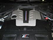 BMW X5M Engine