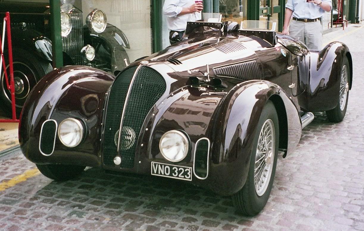 Image - Coys vintage car 501593 fh000035.jpg | Tractor ...