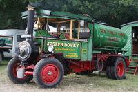 Foden no. 13316 - Sir lionel - UU 1283 at Netley Marsh 11 - IMG 7444