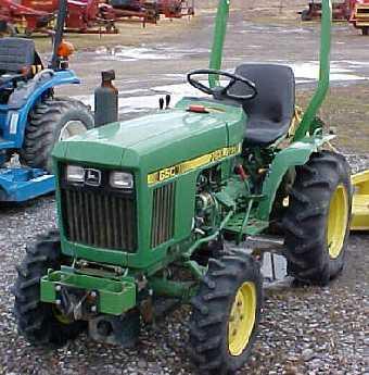 John Deere 650 >> John Deere 650 Tractor Construction Plant Wiki Fandom Powered