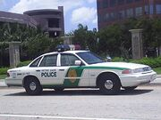 Miami Dade Police - Crown Victoria