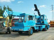 1982 IBESA ATS-1017 Pegaso Diesel Cranetruck