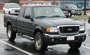 2001-05 Ford Ranger