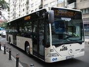 Bucharest Citaro bus 3