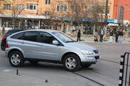 Car in Sofia 20090406 001