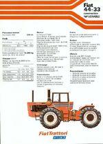 Fiat 44-33 4WD brochure
