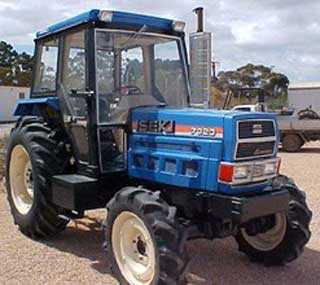 Iseki 7020 | Tractor & Construction Plant Wiki | FANDOM