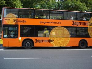 Jägermeister Bus