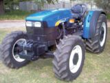 New Holland TD65B Low Profile