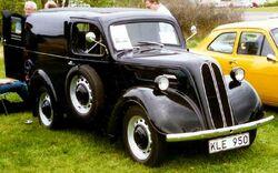 19XX Ford Van KLE950