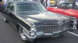 Cadillac Fleetwood (Gibeau Orange Julep)
