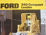 Ford 340 skid-steer