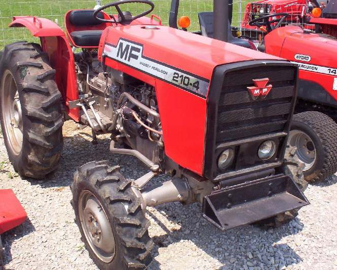 Massey Ferguson 210 Tractor : Category massey ferguson tractors by hinomoto tractor