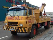1980s Barreiros 4220 Towtruck Diesel