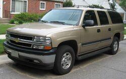 2000-2006 Chevrolet Suburban