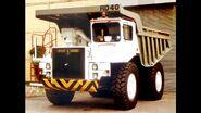 A 1990s Aveling Barford RD40 Dumptruck Diesel