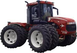 Abati Titanium Maxxium 2100 4WD (red) - 2013