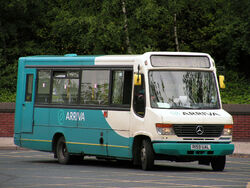 Arriva Midlands North 1159