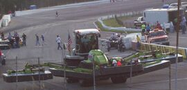 Claas Cougar 1400, Wisconsin International Raceway 2008