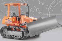 FIATALLIS FD110 crawler - 2003