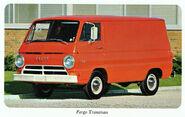 Fargo Transivan ad - 1967