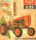 Fiat Concord U25 brochure