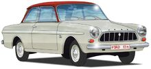 Ford 12M 1962