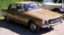 Rover 2000 TC 1973