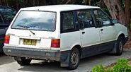 1984-1985 Mitsubishi Nimbus (UA) GLX van 01