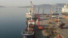 1987 JONES HLB2200 Container Crane