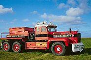 A 1950s Rotinoff Atlantic Tractor Diesel GR7 6X4