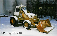 A 1960s AWD-BRAY BL430 4WD Loader Diesel