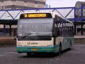 Arriva 8054 Groningen buffer