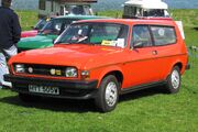 Austin Allegro estate reg 1981 1275 cc
