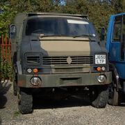 British Army Renault 50 series