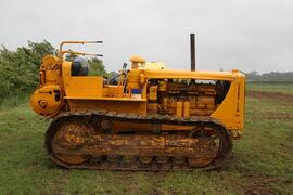 Caterpillar D6 + CCU at EM WD 2013 - IMG 8659