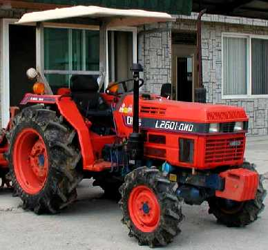 Daedong L2601-4WD | Tractor & Construction Plant Wiki | FANDOM