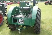 Field Marshall 2150 reg ADO 204 (rear) at Newby 09 - IMG 2537