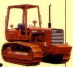 Hesston 120C crawler - 1980